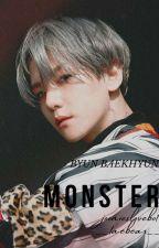 MONSTER   Byun Baekhyun by joonieslovebot