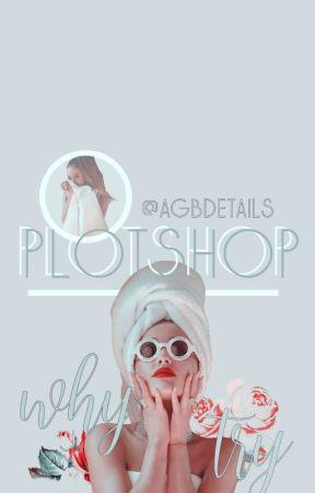 𝐰𝐡𝐲 𝐭𝐫𝐲   plotshop by agbdetails