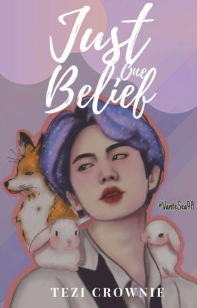 Just One Belief [Kookjin] by TeziCrownie