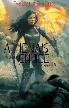 Athena's Choice | Aragorn by serpent_queen18