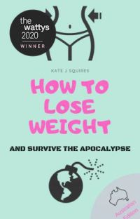 How To Lose Weight And Survive The Apocalypse - Australian Edition cover