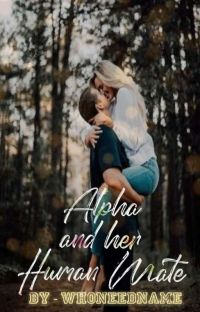 Alpha And Her Human Mate cover