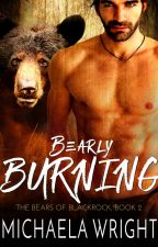 Bearly Burning by gr8pillock
