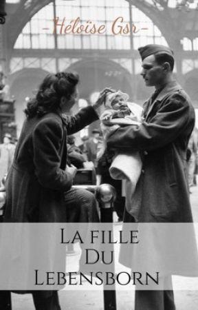 La fille du lebensborn by Heloisegsr