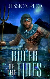 Ruler of the Tides (Book Four of the Elementals) cover