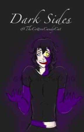 Dark Sides [Klance Highschool AU] by TheCottonCandyCat