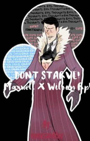 Maxwell x Wilson rp book by bonnieslys