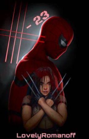 X-23 Peter Parker  by LovelyRomanoff