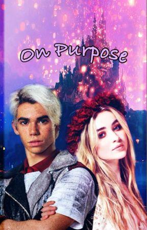 On Purpose || Carlos De Vil by RaekenThroughLife