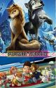 PAW Patrol: Pups Meet the Pack. (PAW Patrol/Alpha and Omega Crossover) by