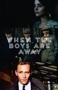 When The Boys Are Away cover