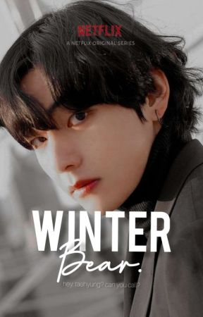 WINTER BEAR | TAEHYUNG by aestaethejungs