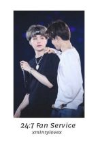 24:7 Fan Service |Yoonmin| Completed  by xmintylovex