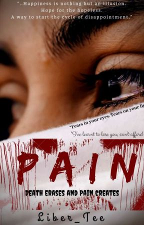 Pain |𝙲𝙾𝙼𝙸𝙽𝙶 𝚂𝙾𝙾𝙽| by Liber_Tee