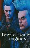 descendants one shots cover