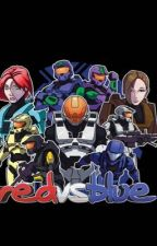Lost and found (red vs blue x child reader) by Reaper-fire