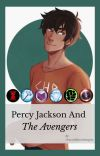 Percy Jackson And The Avengers cover