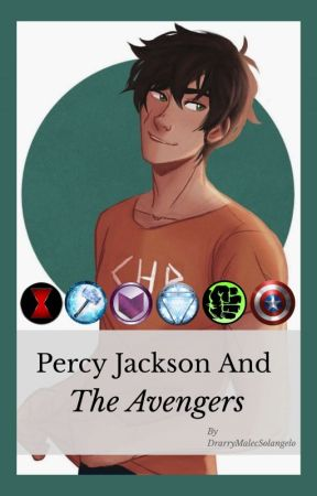 Percy Jackson And The Avengers by LarryMalecSolangelo