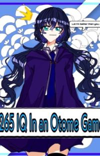 265 IQ in an Otome Game cover