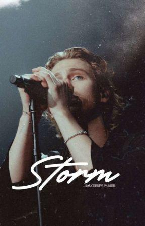 Storm - Luke Hemmings // COMPLETE by 5sauceeofsummer