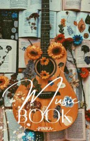 Music Book by _-pinka-_