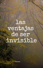 las ventajas de ser invisible by JeongEunGi