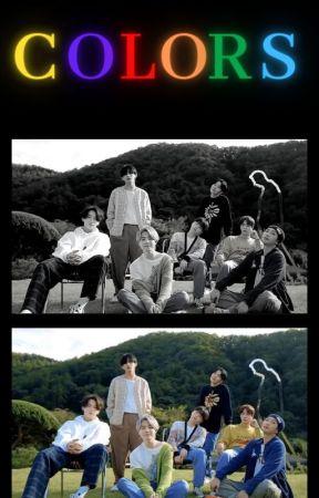 ✔Colors [Yoonminseok] by KimSeokjinsWaist
