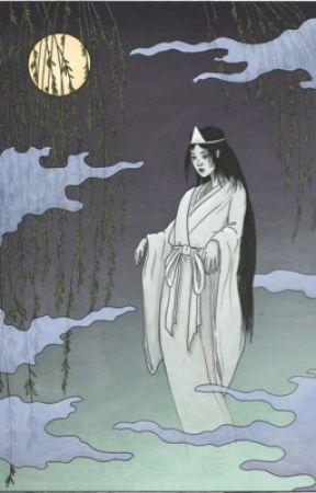 幽霊 by GH0ST-LY