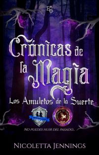 Crónicas de la magia 1. Poder cover
