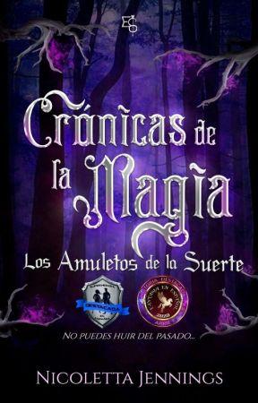 Crónicas de la magia 1. Poder by NicolettaJennings