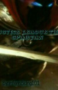 Justice League: The Spartan cover