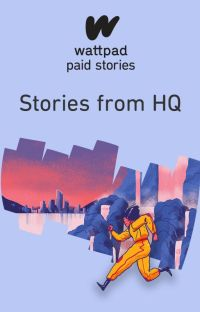 Stories from HQ cover