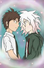 Just You and Me~(Komahina) by AlyTheAwesome09