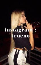 instagram ; trueno by anime__trueno