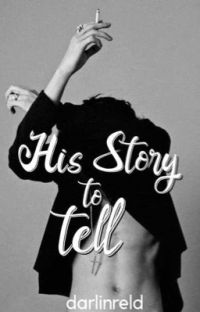 His Story To Tell (R-18) cover