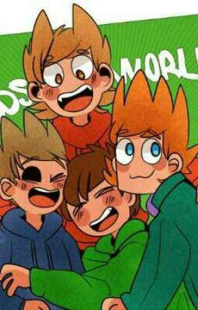 You And I (Eddsworld Sister/Brother Moments)  by -Moon-Stars-