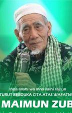 Meninggalnya Mbah Moen Ulama Besar IndonesiaCerita Tanpa Judul by lestari2096