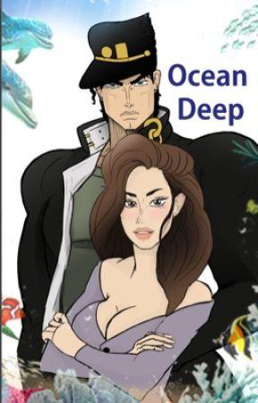 Ocean Deep (Jotaro x Reader) by JeIIieBeanie
