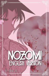 Nozomi (english)| Detective Conan ff | Heiji (Kazuha) cover