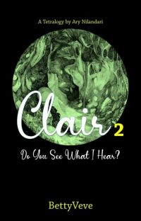 CLAIR: Do You See What I Hear cover