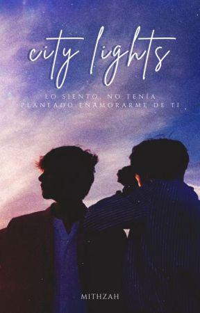 City Lights ❀ TaeKook by Mithzah23