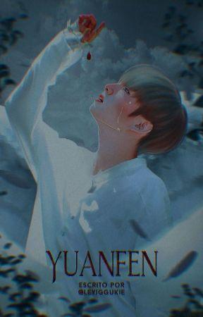 yuanfen ★ taekook | libro #1 by leviggukie