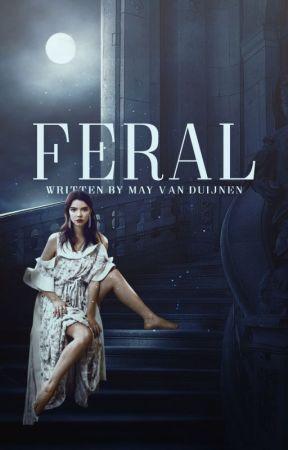 Feral by percysburrito