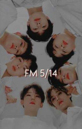 FM 5.14° Monsta X  by exayiw