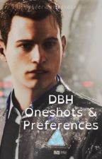 Detroit: Become Human Oneshots & Preferences by spiderwomanxoxo