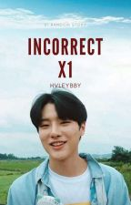 Incorrect X1 by hvleybby
