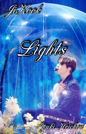 JiKook - Lights by __Yuki-Heichou__