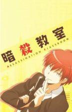 Crimson (KarmaXReader) by TodoWokiii