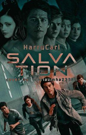Salvation |ᵐᵃᶻᵉ ʳᵘⁿⁿᵉʳ- ⁿᵉʷᵗ|  by HarryCarl