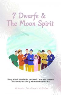 7 Dwarfs & The Moon Spirit cover